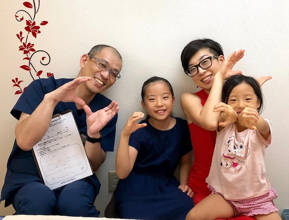渋谷区恵比寿,鍼灸,鍼灸院,整体,マッサージ,患者さんの笑顔.jpg