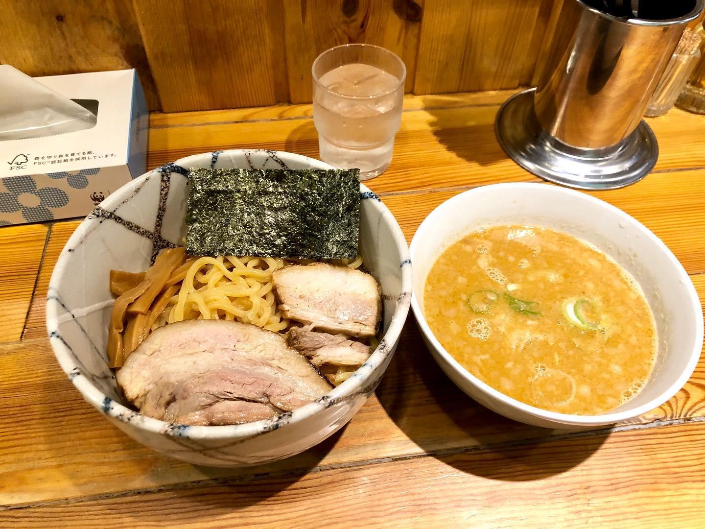 秋葉原,ラーメン,風来居,味噌つけ麺.jpg