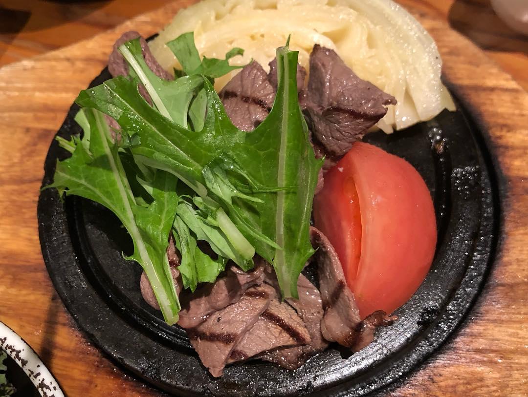 農家の台所,ランチ,鹿肉.jpg