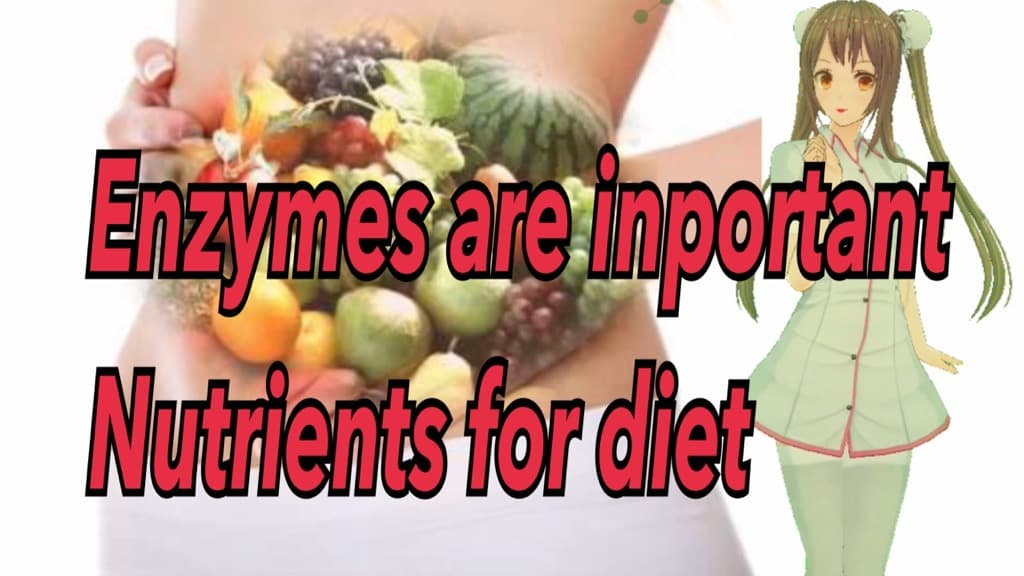 Enzymes are important nutrients for diet(酵素の話).jpg